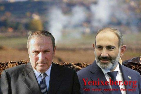 "Ter-Petrosyan Paşinyanla ""danışılmış döyüş""ə girir?-"