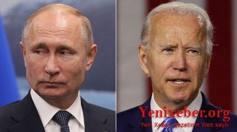 Bayden Putinə belə cavab verdi