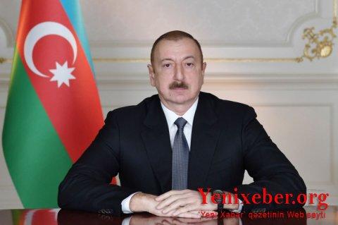 İlham Əliyev Şuşadan xalqa müraciət edir -