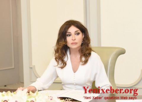 Mehriban Əliyeva Azərbaycan xalqını təbrik edib-