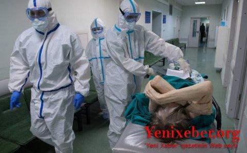 Ermənistanda 16 nəfər koronavirusdan ölüb-