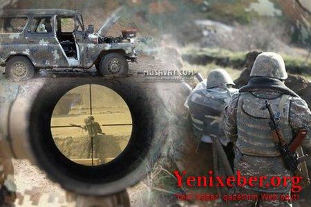 Erməni hərbi tör-töküntüləri çıxarılır, növbə separatçılara çatdı: