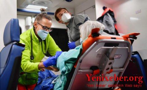 Ermənistanda koronavirusun Britaniya ştammı aşkarlandı