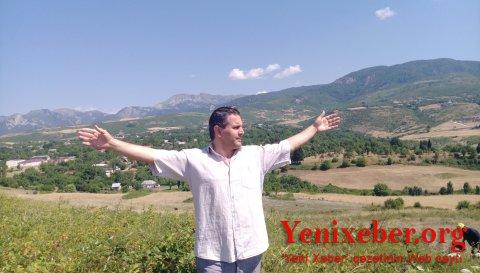 Ömrümün əzəli –