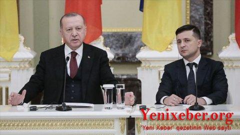 Türkiyə Ukraynanı dəstəklədi, Rusiyanı isə fakt qarşısında qoydu: