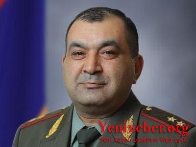 Erməni general ölkə prezidentini və baş naziri məhkəməyə verdi