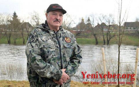 Lukaşenko övladlarına sui-qəsd hazırlanmasından danışıb-
