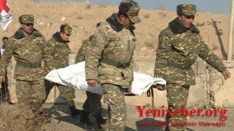 Ermənistanın müharibədə öldürülən 71 hərbçisi qeydiyyatsız dəfn olunub