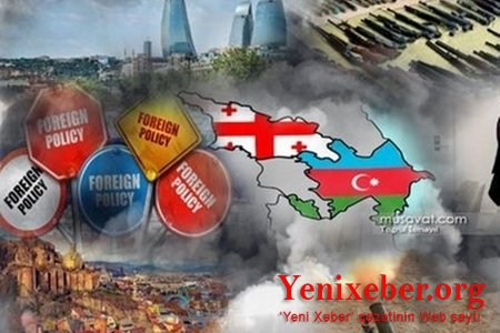 Ermənistan və Gürcüstanın maraqları toqquşur: