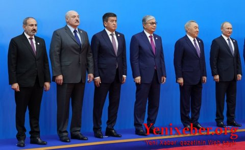 """""""Azərbaycanın Avrasiya İqtisadi İttifaqına qoşulması istisna deyil""""-"""