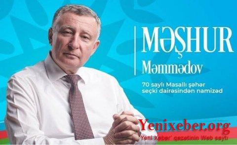 Deputat Məşhur Məmmədov bizneslə məşğuldur -