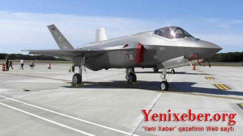 ABŞ Türkiyəni F-35 proqramından çıxarıb