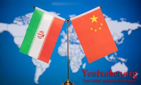 İran-Çin sazişi: