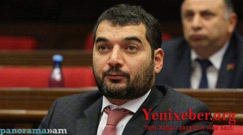 Paşinyanın deputat qaynı Sünik sakinlərini aşağıladı