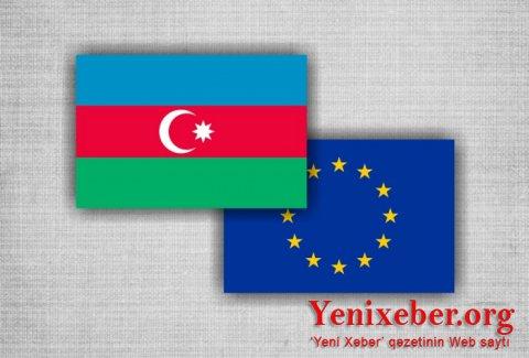 Avropa İttifaqı - Azərbaycan Alt-Komitəsinin 9-cu iclası keçirilib