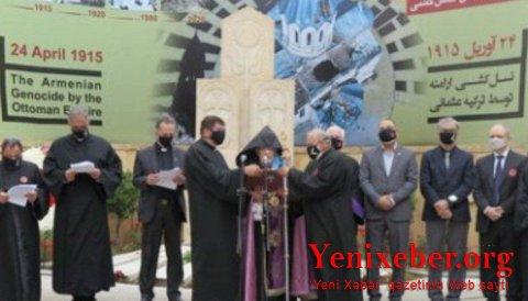 TÜRKİYƏ VƏ AZƏRBAYCANA QARŞI TƏXRIBAT -Tehran yenə erməni sevgisini nümayiş etdirdi +