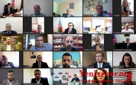 Azərbaycan-Pakistan biznes forumu keçirilib-
