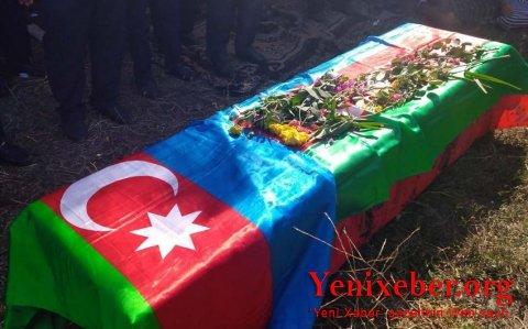 İtkin düşən zabitimizin şəhid xəbəri gəldi-