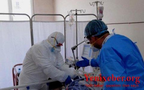Ermənistanda virusa yoluxanların sayı 216 863-ə çatıb