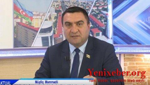 """Millət vəkili Müşfiq Məmmədli: """"Peyvəndin 3-cü dozasına dair fikirlər var"""" -"""