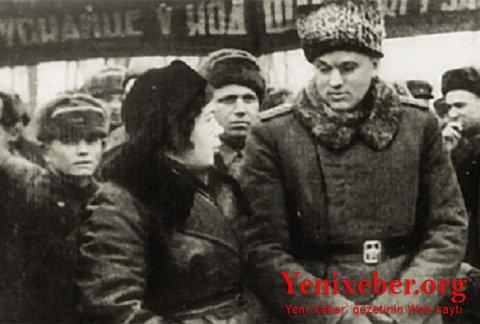 Stalinin göstərişi, Rokossovskinin elçiliyi ilə yaranan ailə-