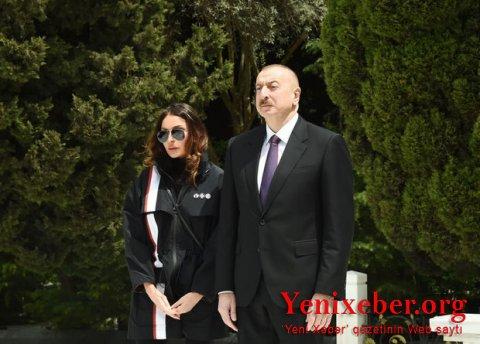 İlham Əliyev və Mehriban Əliyeva  -