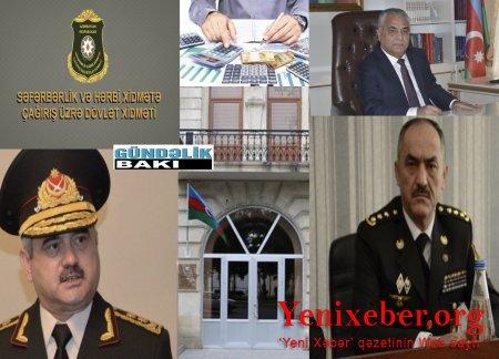 Arzu Rəhimovun müavini general-mayor Şahvələd Əliyevə suallar...-