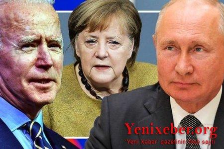 Merkel Baydeni niyə hədələdi: