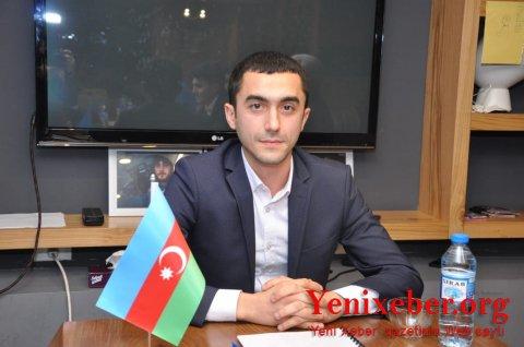 """""""Xocalı"""" klubunun prezidenti:"""