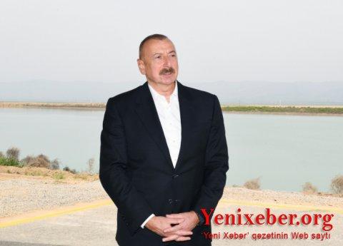 Prezident Azərbaycan Televiziyasına müsahibə verib