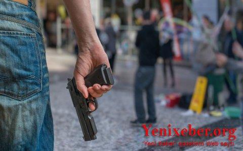Tbilisidə atışma olub-