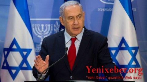 Netanyahu Fələstin tərəfini hədələdi: