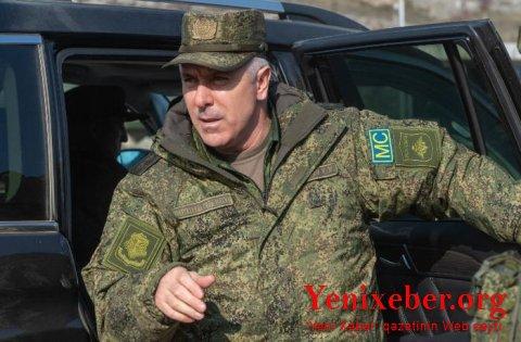 Rüstəm Muradov Qarabağdan gedir - Yeni komandan general Avdeev kimdir? –