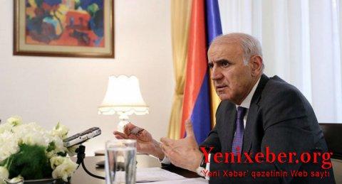 Ermənistan İrandakı səfirini geri çağırır-