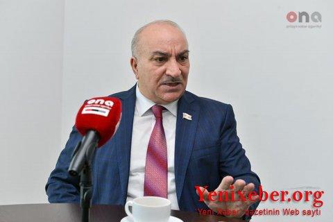 """""""BELƏ BƏYANAT VERƏNLƏRİN BAŞI XARABDIR...""""–"""