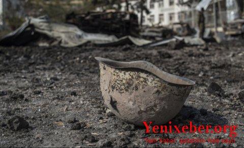 Erməni hərbçi intihar edib