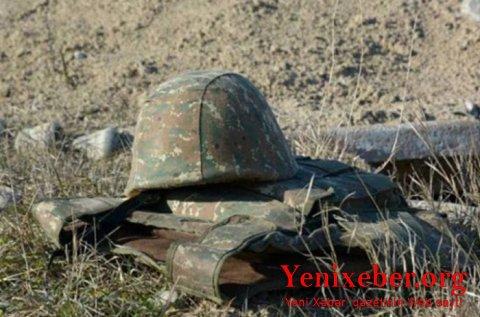 Daha bir erməni əsgərin meyiti tapılıb