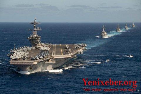 ABŞ Çinlə hərbi münaqişə gözləyir-