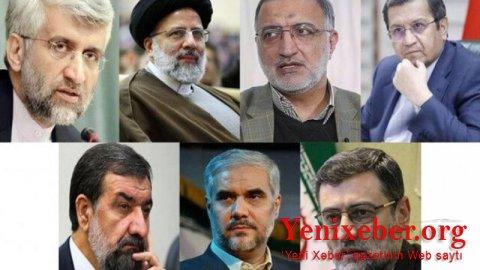 İranda seçki həyəcanı –