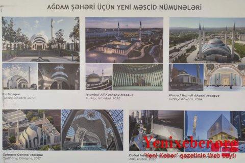Xarici diplomatlar Ağdam şəhərinin Baş Planı ilə tanış olublar -FOTO-VİDEO-