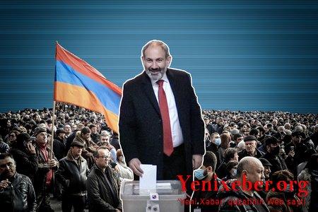 """Ermənistan """"ölüm-dirim"""" savaşına girir -"""