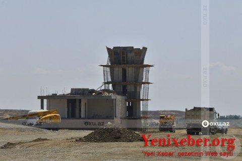 Baş nazirdən Qarabağdakı hava limanlarının tikintisi ilə bağlı  -