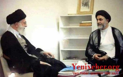 İranın dini agenturası: