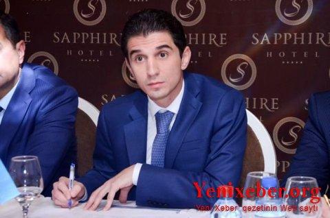 """Elnur Abdullayevin batan, amma qazanclı projesi: """"HABER GLOBAL"""" –"""