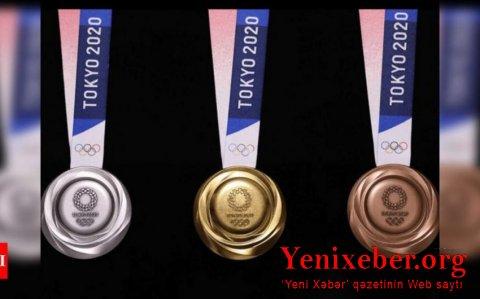 Tokio-2020: 29 dəst medalı 40 ölkə qazandı -