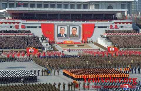 Vahid Koreya dövlətinə doğru BİR ADDIM -