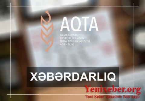 AQTA-dan xəbərdarlıq-