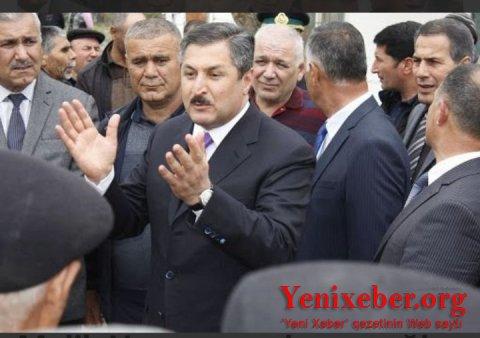 Deputat Malik Həsənovun bacısı oğlu vətəndaşları belə aldadır-