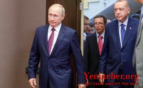 Türkiyə ilə Rusiya arasında yeni gərginlik mərhələsi-