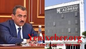 """""""Azərsu"""" ASC Tragikomediya kimi...-Baş rolda Qorxmaz Hüseynovun qardaşı oğlu/"""